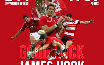 James Hook continues his kicking journey with the help of Dave Alred