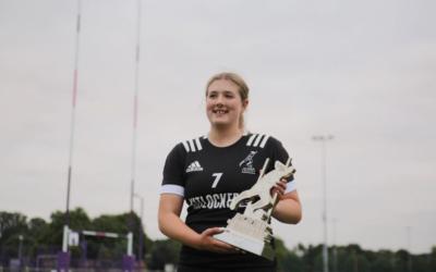 Ella Cromack wins inaugural Girls Alred Trophy in style